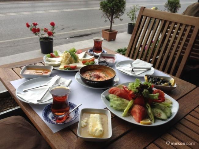 İstanbul'da Boğaz'da Kahvaltı Yapabileceğiniz Yerler Fincan