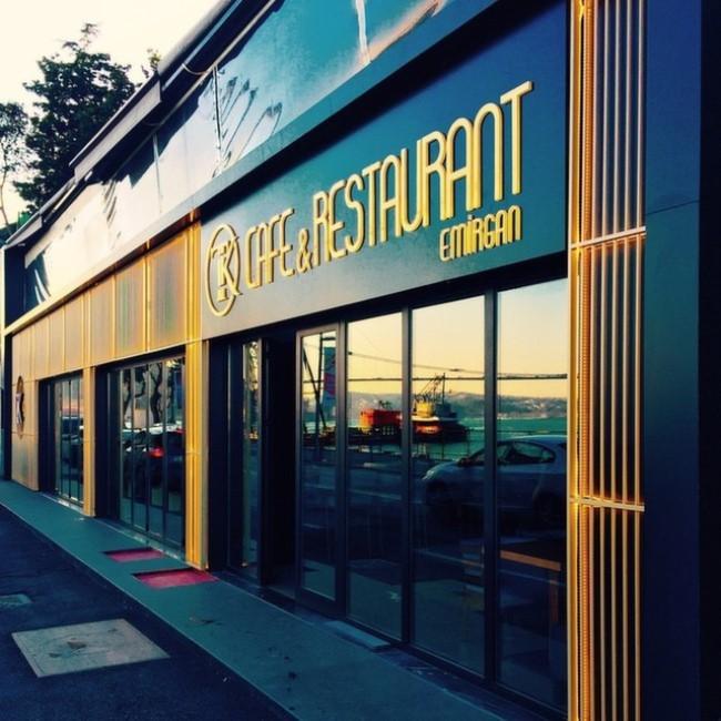 İstanbul'da Boğaz'da Kahvaltı Yapabileceğiniz Yerler Taş Kahve Cafe & Restaurant