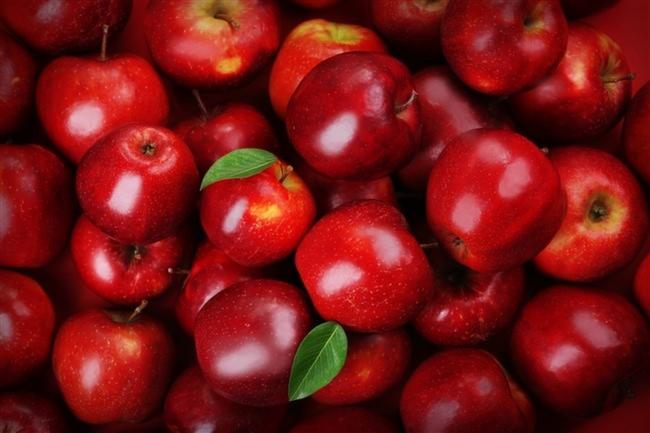 Elma-Kırmızı-Elma-Elmalar