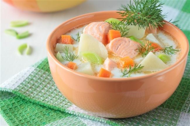 Balık-Çorbası-Somon-Ramazan-İftar