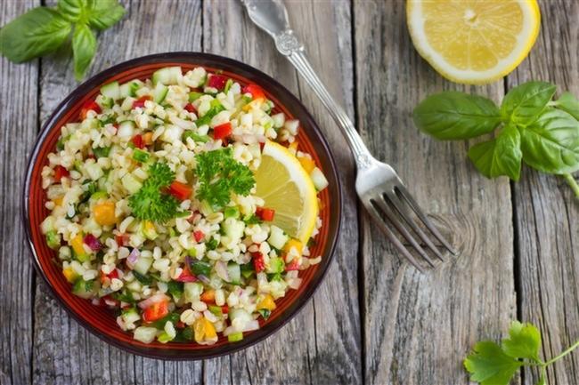 Bulgur-Salatası-Sebze-Diyet