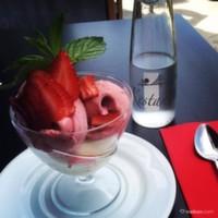 Ada Cafe'de kışın da dondurma keyfi devam ediyor