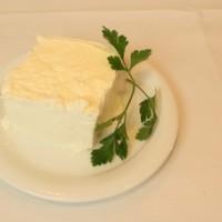 özel mandrada yapılan peynir kıvamında