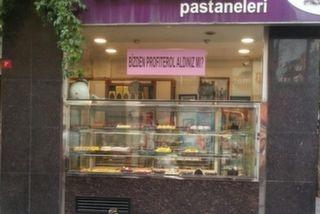 Profiterol Nazar Pastanesi, Merkez