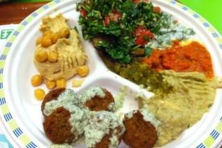 Falafel Veggie, City's Nişantaşı AVM