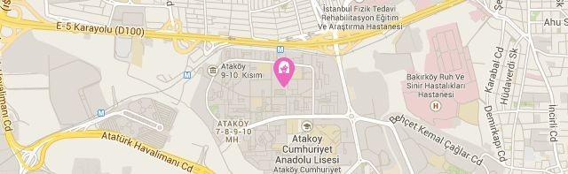 CK Kuaför, Ataköy