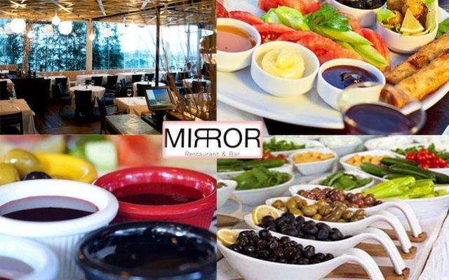 Pazar Gününüzü Zengin Bir Kahvaltıyla Taçlandırın! Suadiye Mirror Bistro'da Eşsiz Adalar Manzarasına Karşı Açık Büfe Kahvaltı Keyfi 29 TL