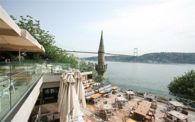 Seyir Terrace'da Boğaz Manzarası Eşliğinde Serpme Kahvaltı