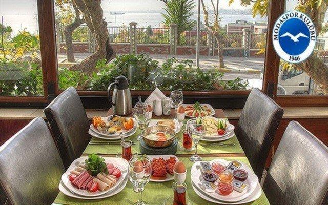 Kadıköy'ün En Nezih Mekanı Modaspor Kulübü Restaurant'ta Brunch Keyfi