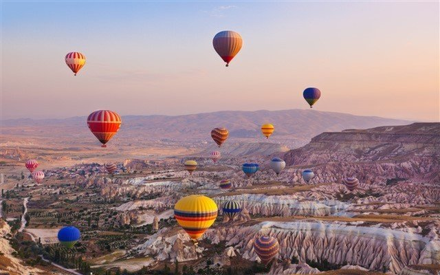 Erken Rezervasyon ile Uçaklı Kapadokya Turu