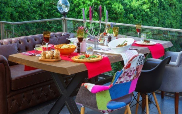 Tarabya Bahara Hazır! Bahçede Kahvaltıya Davetlisiniz!