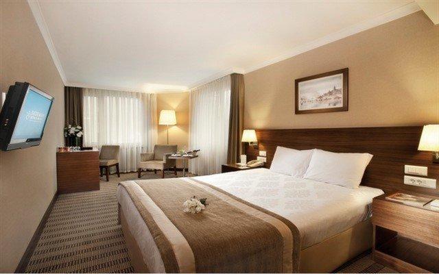 Dedeman Hotel İstanbul'da Konaklama ve Spa Keyfi