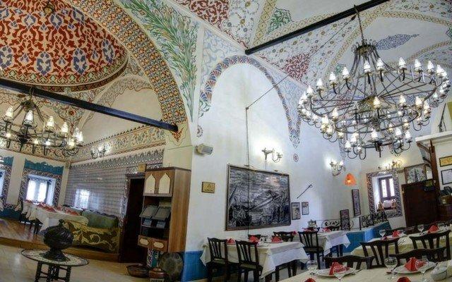 Gerçek Osmanlı Lezzetlerinden Oluşan Enfes İftar Menüsü