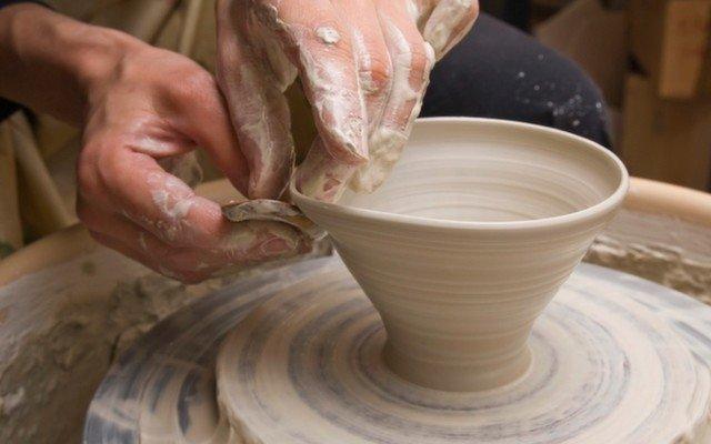 Hepyaz Sanat Atölyesi'nin Huzurlu Ortamında 1 Aylık Seramik Yapımı Dersleri