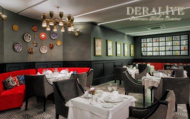Sultanahmet Deraliye Ottoman Cuisine Restaurant'ta Enfes Geleneksel İftar Menüsü